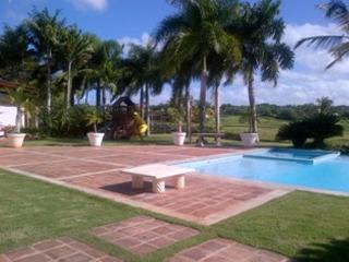 A golf villa casa de compo Dominican republic - La Romana vacation rentals