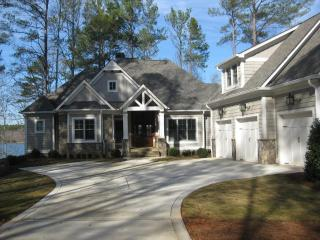 Reynolds big water view lake house near the Ritz - Greensboro vacation rentals