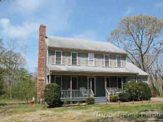 Lovely 4 bedroom House in North Eastham with Deck - North Eastham vacation rentals