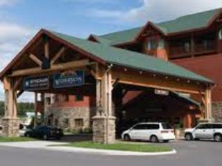 SMOKIES LODGE ENTRANCE - WATERPARKS - WYNDHAM SMOKIES LODGE - 2 BR - POOLS - Sevierville - rentals