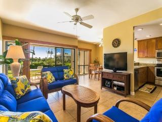 Free car* with Poipu Sands 214-Lovely 2bd/2bth with 2 king beds, beautiful interiors, close to beaches, Pool-BBQ - Poipu vacation rentals