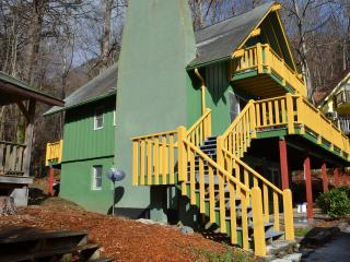 Rocky Broad - Mt Village Chalet Chimney Rock NC - Chimney Rock vacation rentals