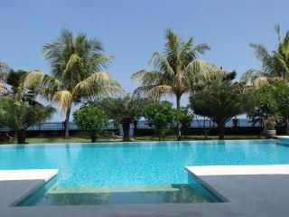 North Bali beachfront villa with guesthouse and private pools - Seririt vacation rentals