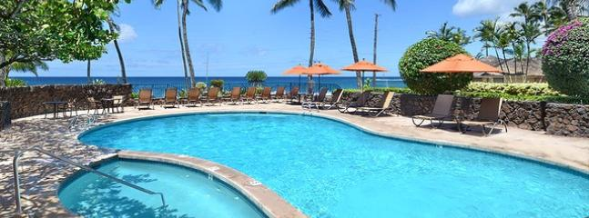 Nihi Kai Villas Pool - Poipu Beach - Kauai Luxury Family Condo - Poipu - rentals