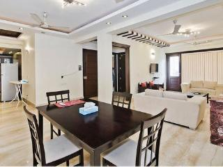 LUXURIOUS 3 BEDROOM NEW SERVICE APARTMENT SOUTH EX - Gurgaon vacation rentals