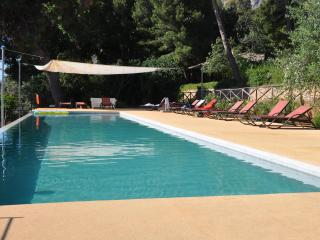 Casa Laghetto whit swimming pool and sea view - Terrasini vacation rentals