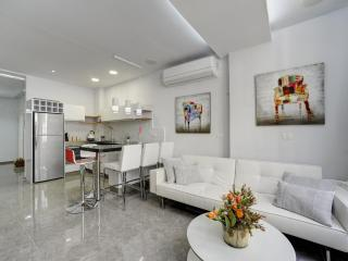 3 bedrooms luxury - Hilton beach - Tel Aviv vacation rentals
