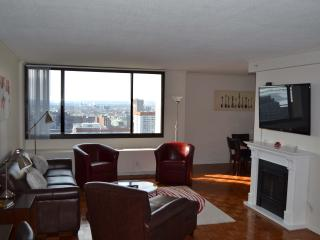 West End One Bed: 30th Floor with Balcony & Views - Boston vacation rentals