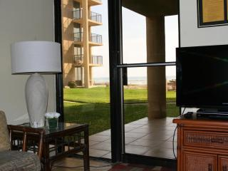 Beachfront Ground Floor...Walk out to beach!!! - South Padre Island vacation rentals