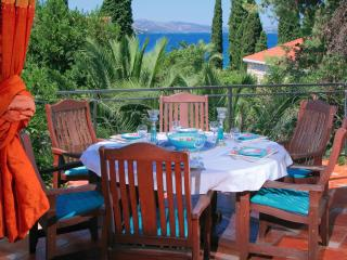 garden villa with the seaside view - sleeps 6-7 - Island Ciovo vacation rentals