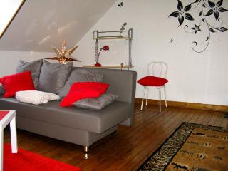 Romantic 1 bedroom Apartment in Cherbourg-Octeville - Cherbourg-Octeville vacation rentals