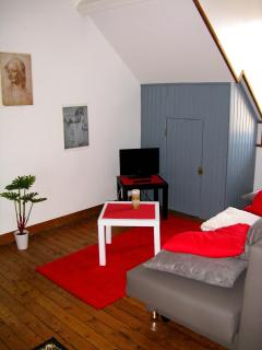 Cozy 1 bedroom Vacation Rental in Cherbourg-Octeville - Cherbourg-Octeville vacation rentals