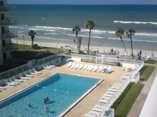 More for Your Money! Sea Coast Beachfront Property - Oceanview 2 BR/2 BA - New Smyrna Beach vacation rentals