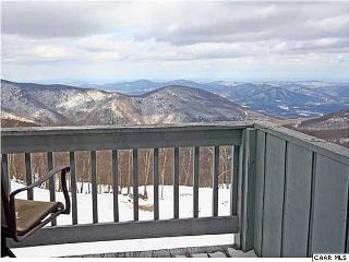 Wintergreen -  Slope Side  w/ Resort Pass - Wintergreen vacation rentals