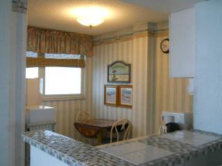 Beautiful oceanfront furnished studio - Daytona Beach vacation rentals