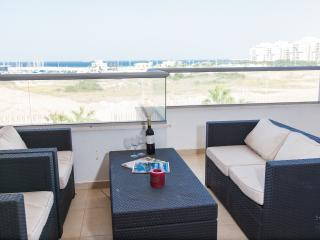Beautiful Israeli Beachfront Apartment 4 Bedrooms - Ashdod vacation rentals