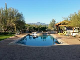 DESERT GUESTHOUSE -  private 10 Acre Property - Cortaro vacation rentals
