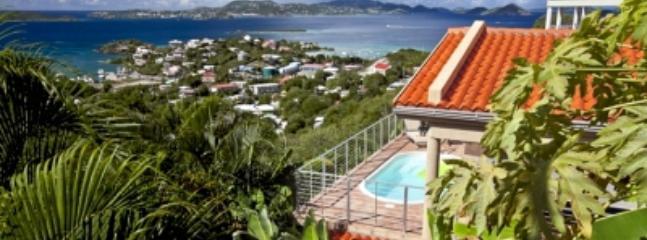 Cozy 3 Bedroom Villa with Private Veranda on St. John - Image 1 - Saint John - rentals