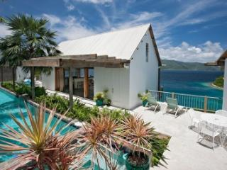 Magnificent 2 Bedroom Villa with Ocean View on St. John - Saint John vacation rentals
