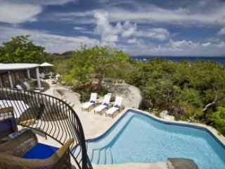 Distinguished 4 Bedroom Villa with View on Virgin Gorda - Little Trunk Bay vacation rentals