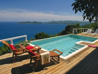 Magnificent 4 Bedroom Villa on Tortola - British Virgin Islands vacation rentals
