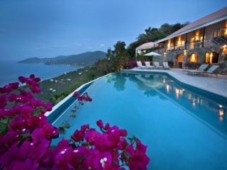 Spectacular 5 Bedroom House with Infinity Edge Pool on Tortola - Tortola vacation rentals