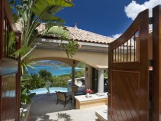 Spectacular 5 Bedroom Villa with Private Pool in Peter Bay - Peter Bay vacation rentals