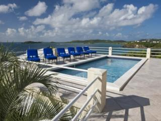 Sensational 5 Bedroom Beachfront Villa in Secret Harbour - Benner vacation rentals