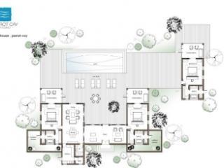Wonderful 3 Bedroom Villa in Parrot Cay - Parrot Cay vacation rentals