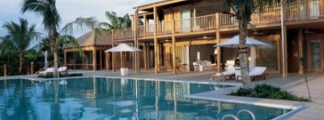 Large 11 Bedroom Villa with Private Veranda in Parrot Cay - Image 1 - Parrot Cay - rentals