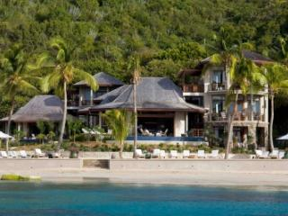Private 5 Bedroom Villa with Infinity Pool in Mahoe Bay - Mahoe Bay vacation rentals