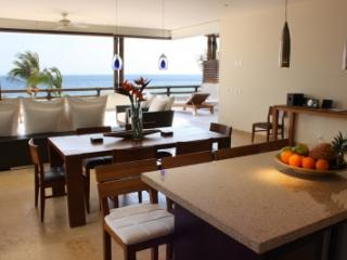 4 Bedroom Beachfront Apartment in Punta MIta - Punta de Mita vacation rentals