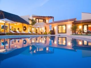 5 Bedroom Villa Overlooking the Pacific Ocean in Punta Mita - Punta de Mita vacation rentals