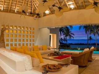 Spacious 5 Bedroom Villa in Puna Mita - Punta de Mita vacation rentals