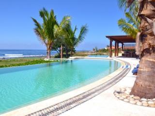 Exceptional 5 Bedroom Oceanfront Villa in Punta Mita - Punta de Mita vacation rentals