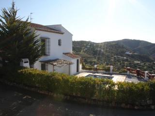 Casas de Cantoblanco 1, villa rental Lake Vinuela - Los Romanes vacation rentals