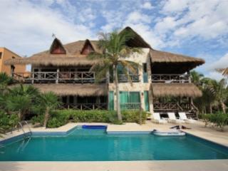 Exclusive 7 Bedroom Villa in Soloman Bay - Tankah vacation rentals