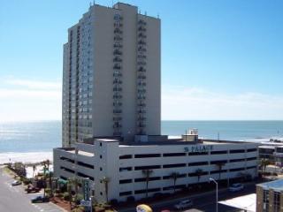 Ocean Front  Studio Condo Downtown Myrtle Beach!! - Myrtle Beach vacation rentals