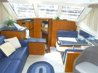 Yacht YKnot:  Experience Yacht Living in Boston Harbor! - Boston vacation rentals