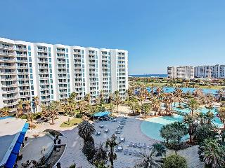 Palms Resort #2305 Jr. Suite >o< AVAIL 11/21-11/28*Buy3Get1Free NOWthru 2/29*POOLViews - Destin vacation rentals