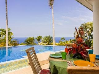 3 Bedroom, bonus room and 3 Bathroom with Amazing Ocean Views-PHKEST3 - Keauhou vacation rentals