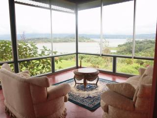 Lakefront Estate on 4.5 acres Spectacular Views - El Castillo vacation rentals