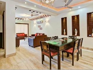 Comfortable 3 bedroom Apartment in New Delhi - New Delhi vacation rentals