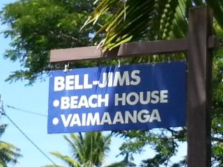 Bell jims Beach House  - Best rate beach house - Vaimaanga vacation rentals