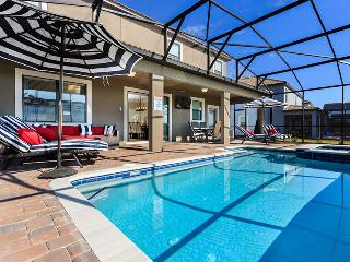 8BR Ultimate Luxury, South Facing Pool & Spa with Home Theatre. Close to Disney - Reunion vacation rentals