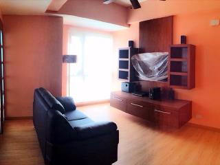 Living Room - Cozy 1BR within Ortigas district - Mandaluyong - rentals