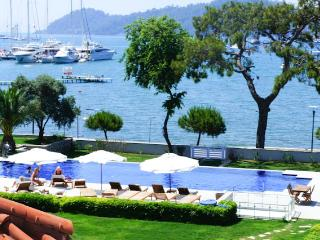 Safir C5, Luxury Seafront Attic Duplex in center - Gocek vacation rentals
