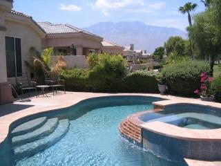 THREE BEDROOM VILLA W/POOL & SPA ON CIELO CT - VPS2WOL - Greater Palm Springs vacation rentals