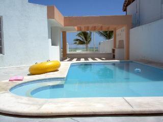 Beachfront house with wifi - Progreso vacation rentals