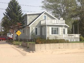Manistee Beach House with Sunset Views - Onekama vacation rentals